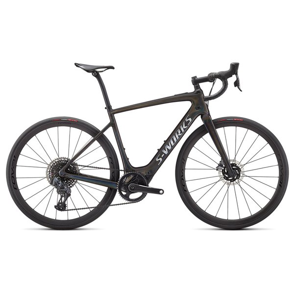 Bici Corsa Elettrica Specialized S-Works Turbo Creo SL 2021