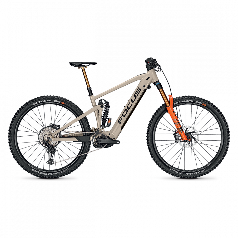 Bici MTB Elettrica Focus Sam² 6.9 2021