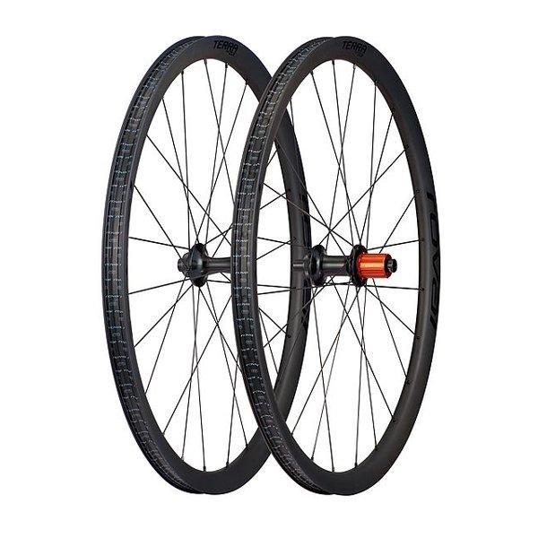 Ruote Bici Gravel Specialized Roval Terra CLX BOOST