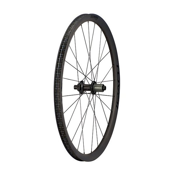 Ruote Bici Gravel Specialized Roval Terra CLX Post. Shimano HG