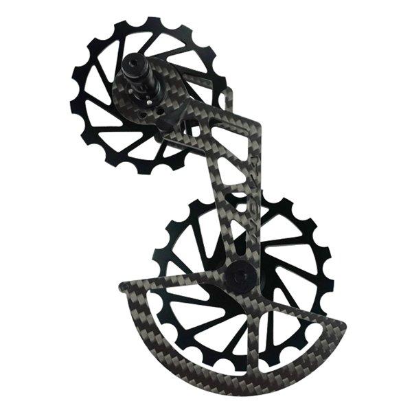 Sistema Pulegge Bici Nova Ride Shimano