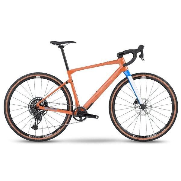 Bici Gravel BMC URS 01 Three 2022