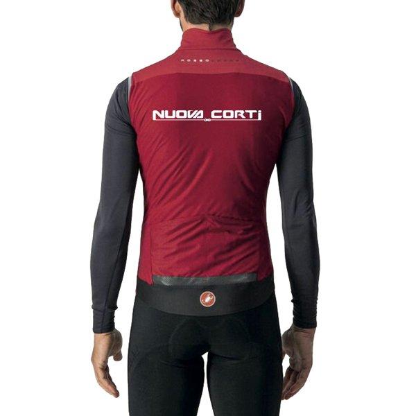 Gilet Ciclismo Castelli Perfetto Ros Vest Nuova Corti