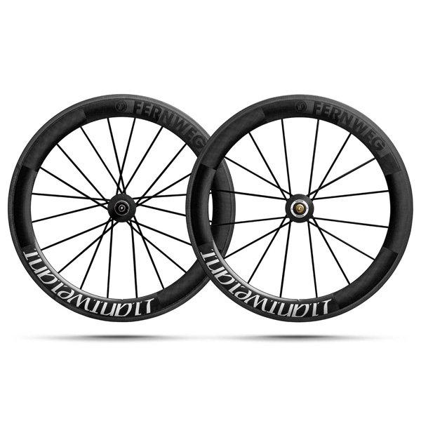 Ruote Bici Da Corsa Lightweight Fernweg C 63