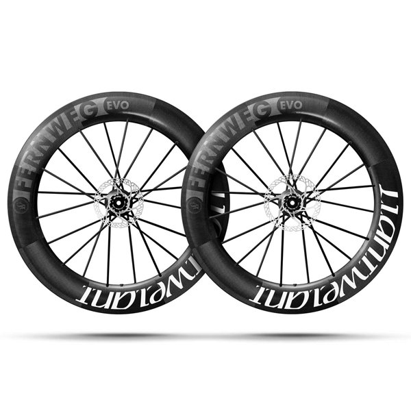 Ruote Bici Da Corsa Lightweight Ferweg EVO 85 Disc