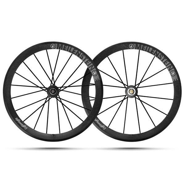 Ruote Bici Da Corsa Lightweight Meilenstein C 24E