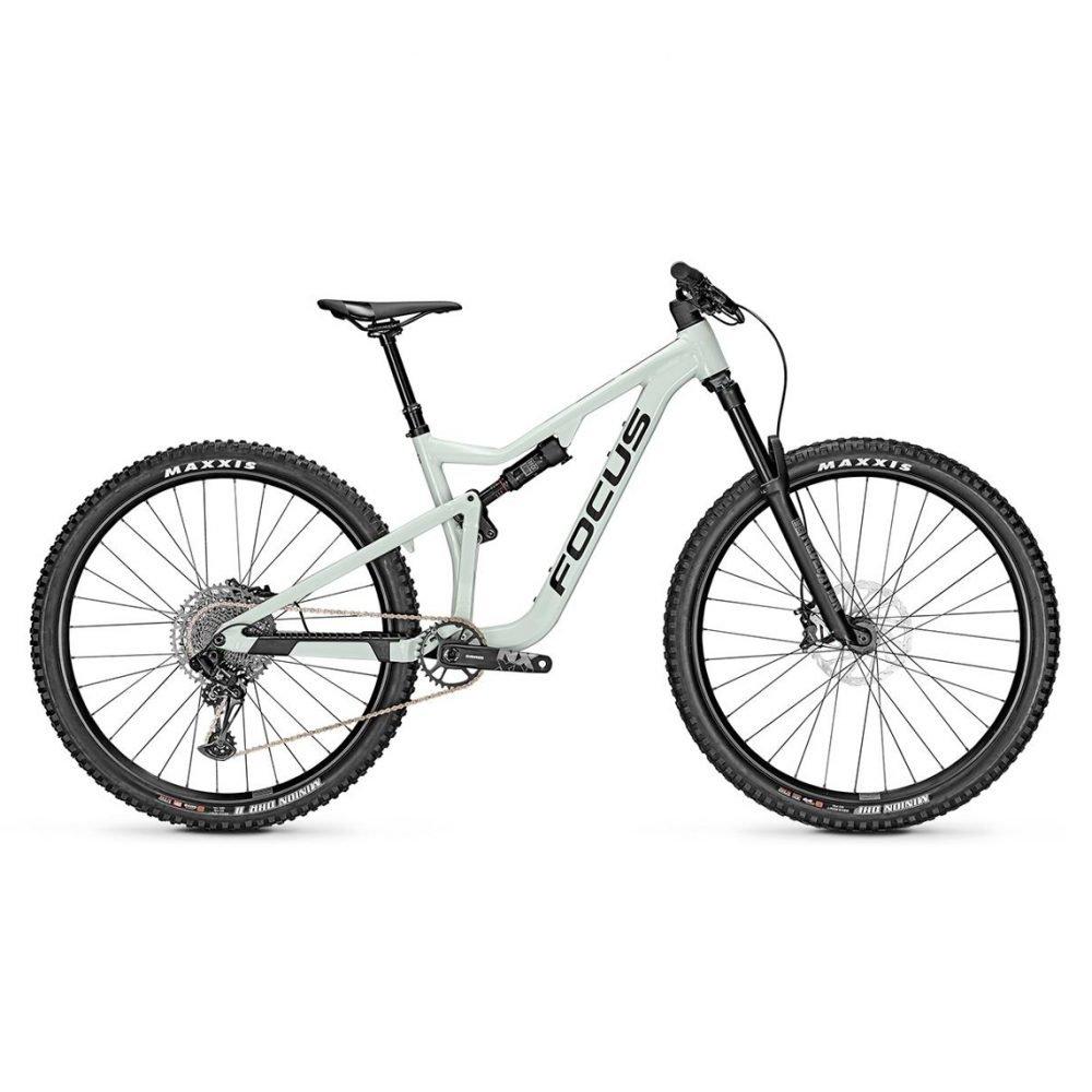 Bici MTB Full Focus Jam 6.8