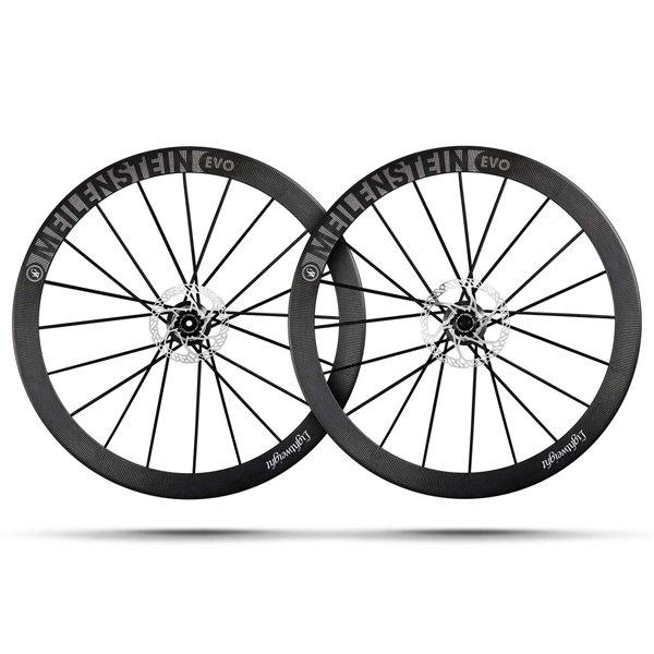 Ruote Bici Da Corsa Lightweight Meilenstein EVO Disc